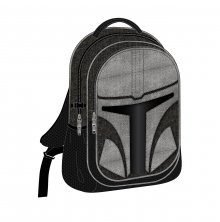 Star Wars The Mandalorian Casual Fashion batoh The Mandaloria