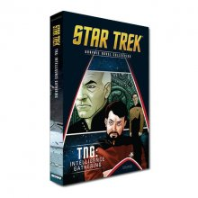Star Trek Graphic Novel Collection Vol. 11: TNG Intelligence Gat