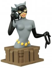 Batman The Animated Series Bust Catwoman 15 cm