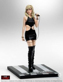 Blondie Rock Iconz Socha 1/9 Debbie Harry 22 cm