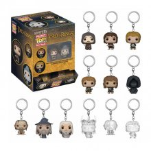 Lord of the Rings Mystery Pocket POP! vinylový přívěšek na klíče