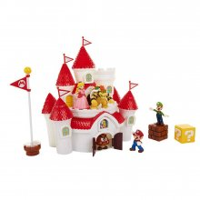 World of Nintendo Deluxe Playset Super Mario Mushroom Kingdom Ca