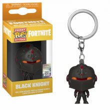 Fortnite Pocket POP! vinylový přívěšek na klíče Black Knight 4 c