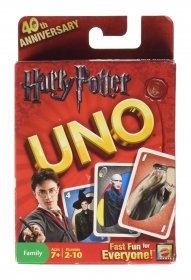 Harry Potter UNO Card Game *English Version*