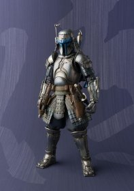 Star Wars Meisho Movie Realization Akční figurka Ronin Jango Fet