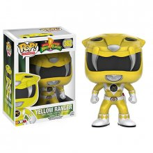 Power Rangers POP! figurka Yellow Ranger 9 cm