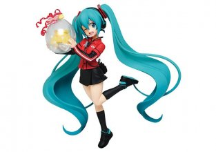 Vocaloid PVC Socha Hatsune Miku Taito Uniform Version 18 cm