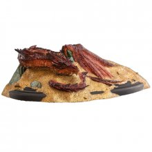 The Hobbit socha Smaug King Under The Mountain 8 cm