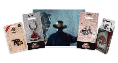 Jurassic Park Collector Gift Box