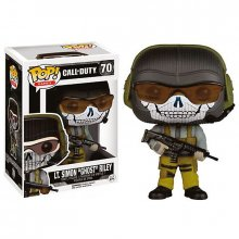 Figurka Call of Duty POP! Lt. Simon Ghost Riley 9 cm