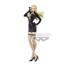 One Piece Glitter & Glamours PVC Socha Kalifa Black Color Ver.