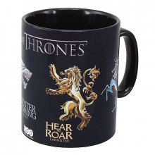 Game of Thrones mega hrnek Metallic Erby XXL