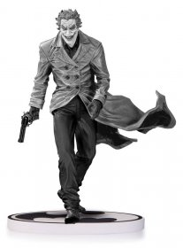 Batman Black & White Socha The Joker by Lee Bermejo 2nd Edition