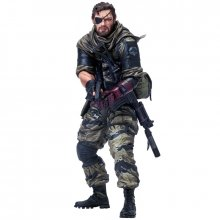 Metal Gear Solid soška Hdge Technical Venom Snake 25 cm