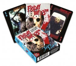 Friday the 13th herní karty Jason