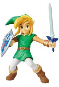 The Legend of Zelda A Link Between Worlds UDF mini figurka Link