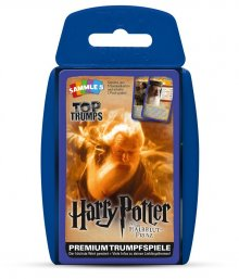 Harry Potter and the Half-Blood Prince Top Trumps *German Versio