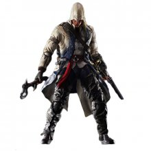 Assassins Creed III akční figurka Connor Kenway 28 cm