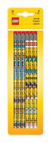 LEGO Iconic Pencils 6-Pack
