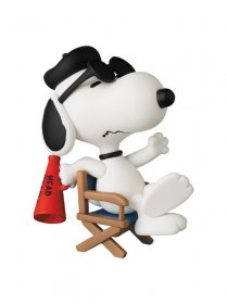 Peanuts UDF Series 11 mini figurka Film Director Snoopy 7 cm
