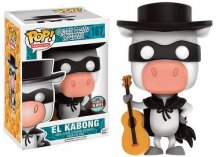 Quick Draw McGraw POP! Animation Vinylová Figurka Speciality Ser