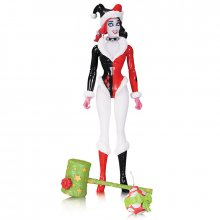 DC Comics figurka Holiday Harley Quinn by Amanda Conner 17 cm