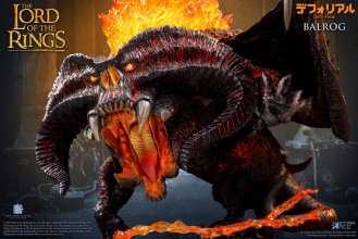 Lord of the Rings Defo-Real Series Soft Vinylová Figurka Balrog