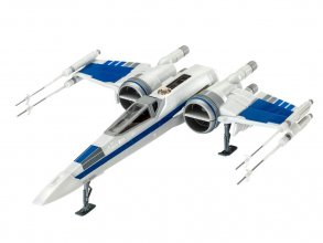 Star Wars Model Kit 1/50 Resistance X-Wing Fighter 25 cm