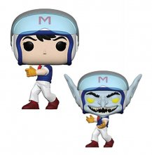Speed Racer POP! Animation Figures Speed 9 cm prodej v sadě (6)