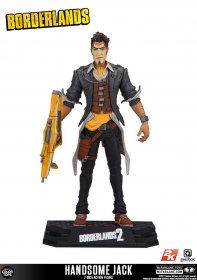 Borderlands 2 Color Tops Akční figurka Handsome Jack 18 cm