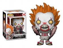 Stephen King's It 2017 POP! Movies Vinylová Figurka Pennywise wi