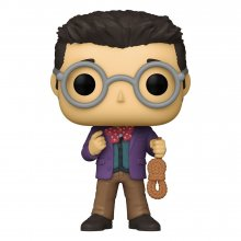 Clue POP! Movies Vinylová Figurka Professor Plum w/Rope 9 cm