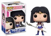Sailor Moon POP! Animation Vinylová Figurka Sailor Saturn 9 cm