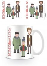 Home Alone Hrnek Cross Stitch Characters