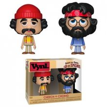 Up in Smoke VYNL Vinyl Figures 2-Pack Cheech & Chong 10 cm