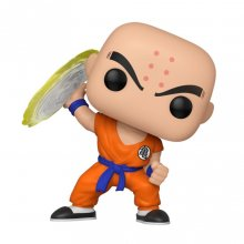 Dragon Ball Z POP! Animation Vinylová Figurka Krillin w/ Destruc