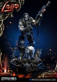 Injustice Gods Among Us Socha 1/3 Lobo 98 cm