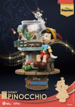 Disney Classic Animation Series D-Stage PVC Diorama Pinocchio 15