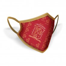 Harry Potter Face Masks Nebelvír Crest Display (24)