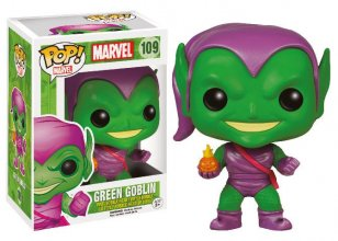 Marvel Comics POP! Vinyl Bobble-Head Green Goblin 9 cm