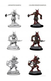 D&D Nolzur's Marvelous Miniatures Unpainted Miniatures Kobolds C