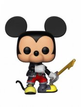 Kingdom Hearts 3 POP! Disney Vinylová Figurka Mickey 9 cm