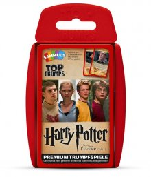 Harry Potter and the číše of Fire Top Trumps *německá verze*