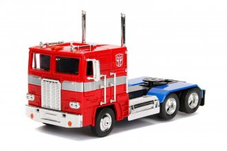 Transformers kovový model 1/24 G1 Optimus Prime