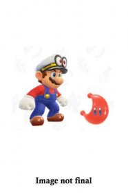 World of Nintendo Akční figurka Wave 15 Cappy Captain Mario with