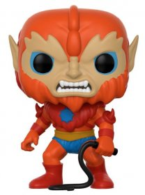 Masters of the Universe POP! Television Vinyl Figure Beast Man 9