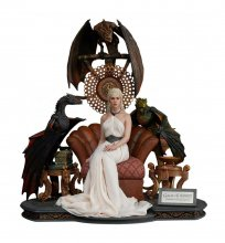 Game of Thrones Socha 1/4 Daenerys Targaryen - Mother of Dragon