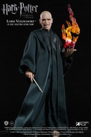 Harry Potter Real Master Series Action Figure 1/8 Lord Voldemort