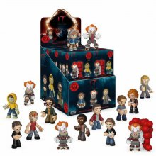 Stephen King's It 2 Mystery mini figurky 5 cm Display (12)