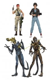 Aliens Action Figures 17-23 cm Series 12 Assortment (14)